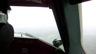 Посадка Ту-204