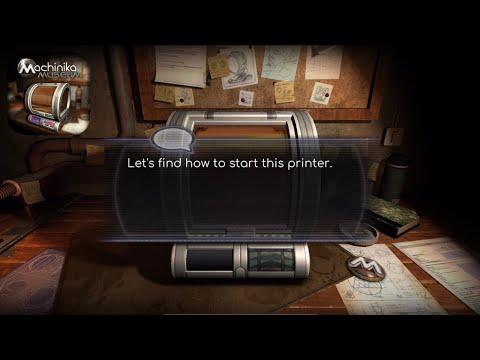 Machinika Museum Gameplay | Intro and Walkthrough Gameplay Chapter 1-2 (iOS) |