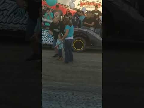 Bella Maness Bakersfield Speedway 10/14/2017