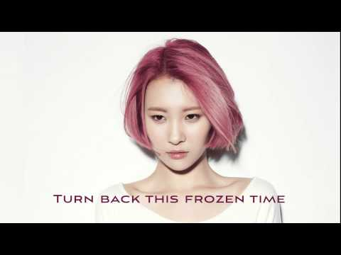 [ENG SUB] SunMi (선미) - Frozen In Time (멈춰버린 시간) Feat. Jackson of GOT7