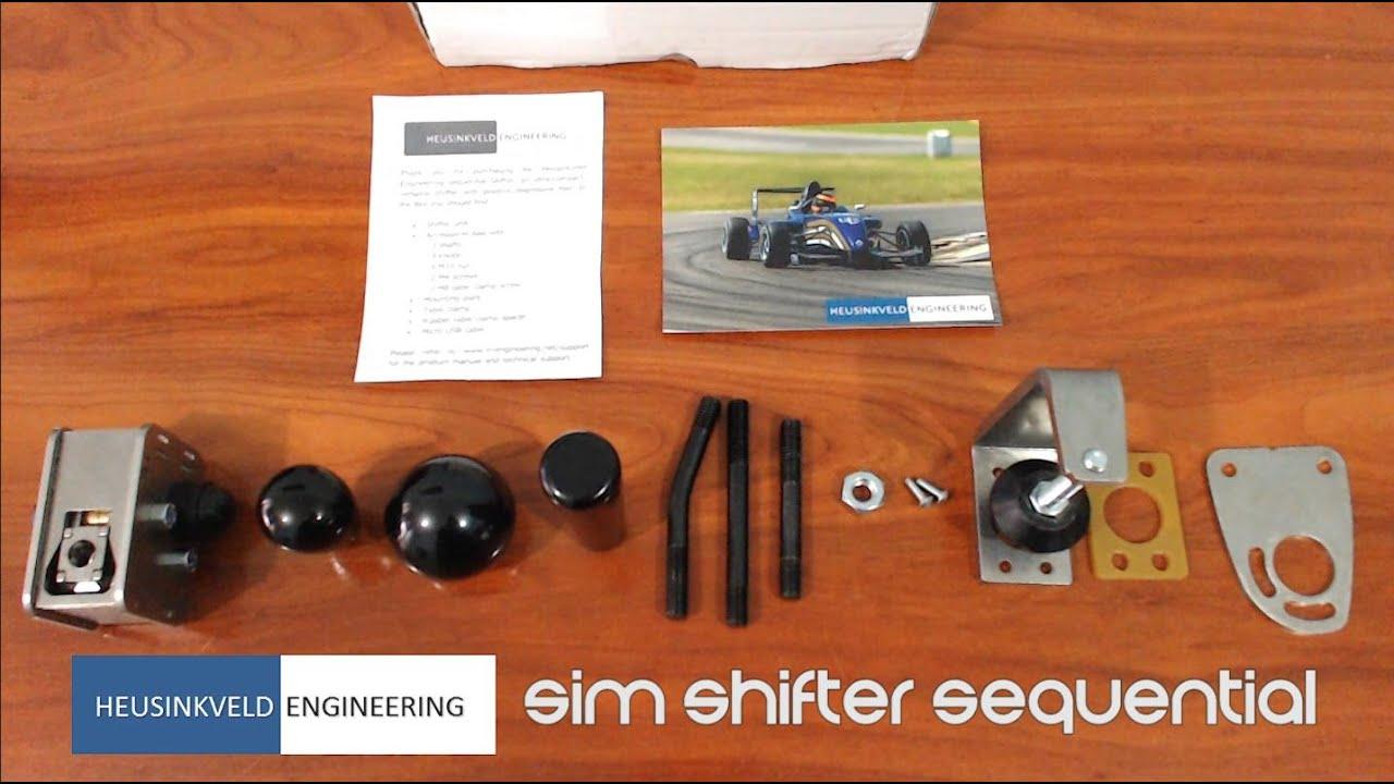 Heusinkveld Engineering | Sim Racing Coach