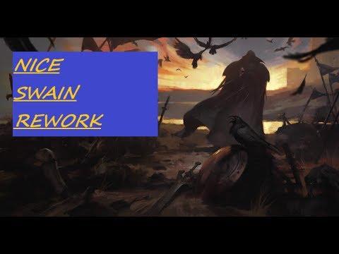 SWAIN REWORK ~ Swain the Noxian Grand General