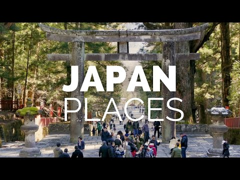 10 Best Places to Visit in Japan – Travel Video