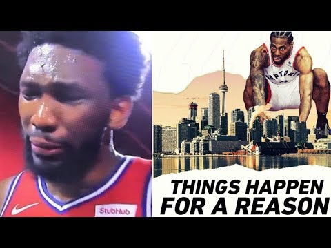 kawhi-leonard's-buzzer-beater-in-game-7-makes-joel-embiid-cry-like-a-baby!-nba-playoffs-are-intense!