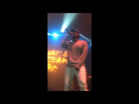 J.Cole & Kendrick Lamar live at the Dollar & A Dream Tour LA @ The Wiltern FRONT ROW!!! 6/26/15