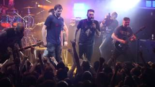 Caliban - Nothing Is Forever (live in Minsk, 18-04-14)