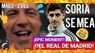 ¡¡CRISTIBAL SORIA SE MEA DE RISA DEL MADRID 2 - 2 VILLARREAL!! ¡BYE LIGA! FCB NOTICIAS
