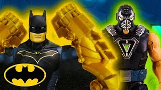 The Man Who Broke The Bat | Batman Missions: Stop-Motion Adventures | DC Kids