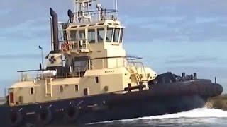 The Svitzer Tugs Of Port Adelaide
