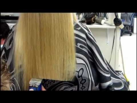 Jason Cutting Long Blonde Clipper Cut 2 Haircut Beautiful Hair Bangs