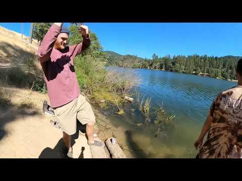 43 FISH! Fishing Lake Gregory 2020
