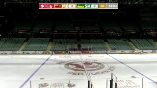 2019 CWG - Men's Hockey - Game 18 - MB vs SK
