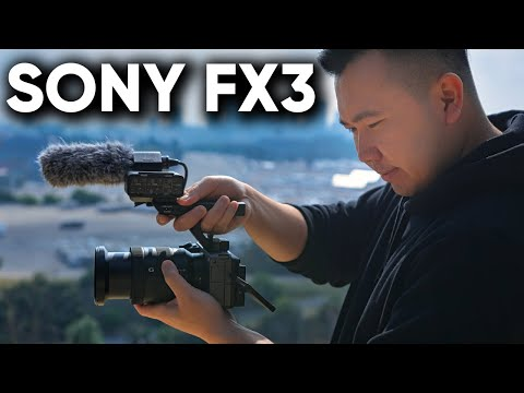 Sony FX3 | All-In-One Compact Cinema Camera!