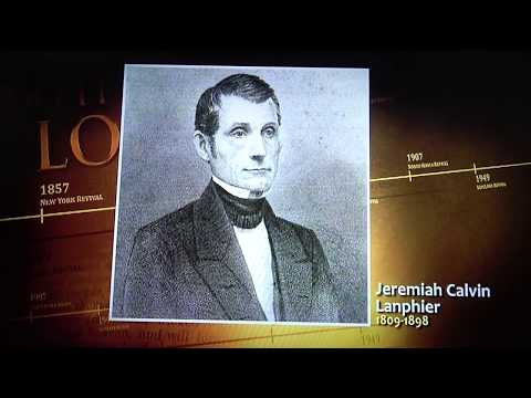 God Uses Ordinary People: Jeremiah Lanphier - Who was he, what motivated him? Revival in New York