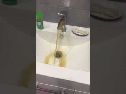 Ржавая вода во Фрязино