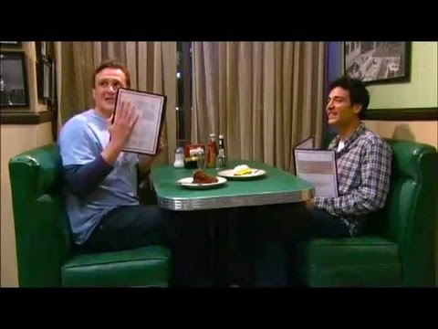 How I Met Your Mother  Bloopers Season 5