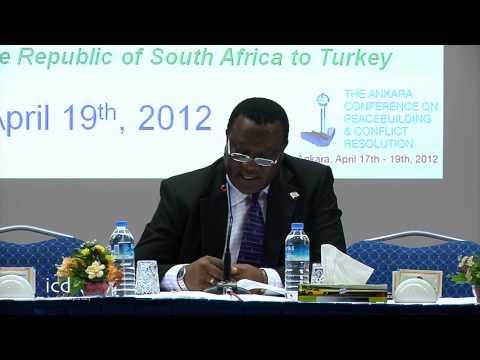 Vika M. Khumalo, Ambassador of the Republic of South Africa to Turkey