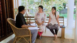 Thatteem Mutteem | Mohanavalli wish to buy a new saree | Mazhavil Manorama