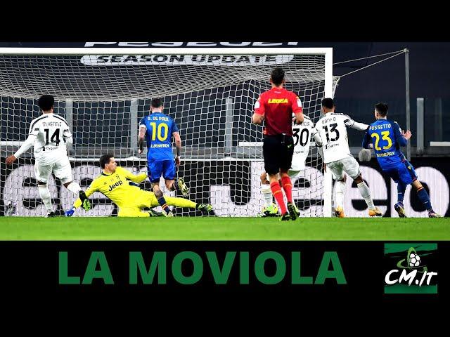 La MOVIOLA di Juventus-Udinese: Giusto ANNULLARE i Due Gol!