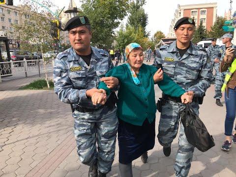 Нұр-Сұлтан мен Алматыдағы