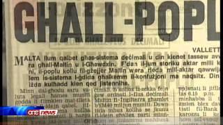 Erbgħin sena ilu,bdew jintużaw il-flus deċimali tal-munita Maltija