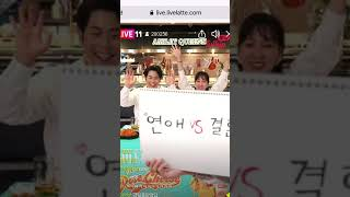 찐친 과몰입 중인 본캐 김해준&이은지