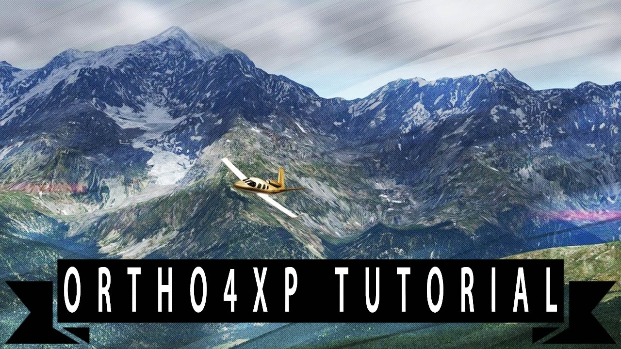 XPLANE 10 51 ᴴᴰ ⚫ ORTHO4XP + HD MESH V3 + W2XP ⚫ INSTALACIÓN COMPLETA