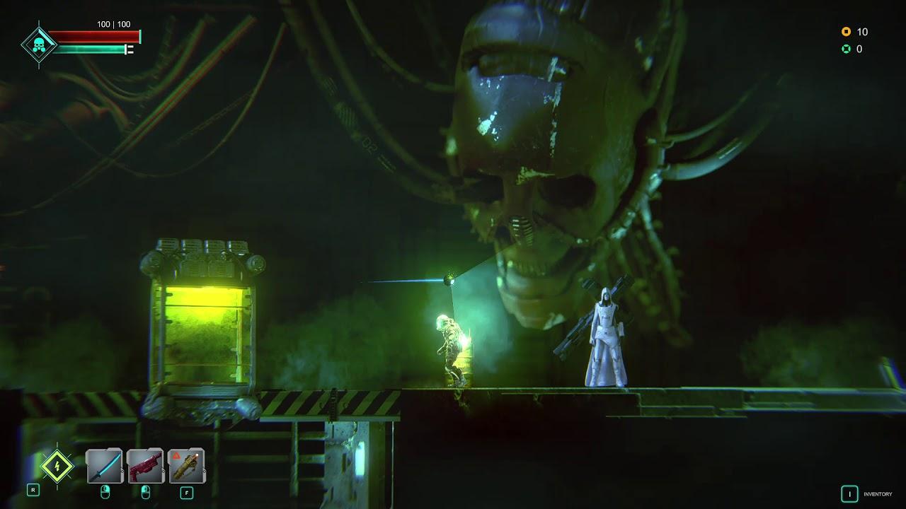 Dark Light Gameplay (PC Game) - YouTube