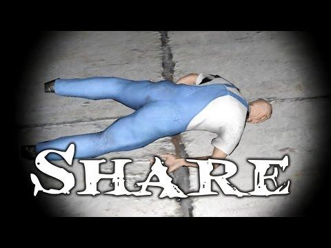 【阿津】Share 恐怖遊戲 - 一天南部人
