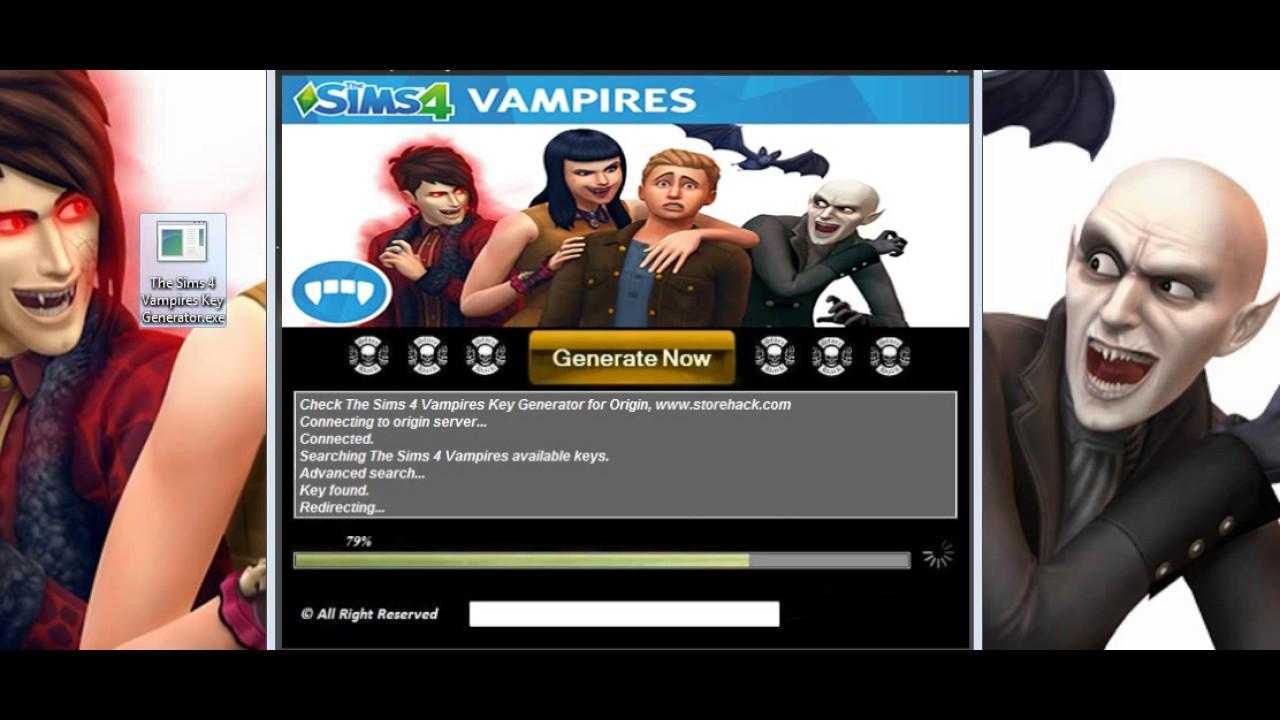 The Sims™ 4 Vampires for PC/Mac | Origin