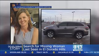 Search Continues For El Dorado Hills Woman Last Seen On Valentine's Day