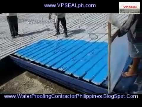 Waterproofing Contractor Supplier Philippines Manila