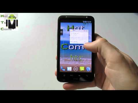 HTC Desire HD - Ice Cream Sandwich - Version Beta 4