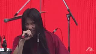 GEZAN - 「赤曜日」「東京」(FUJI ROCK 19)