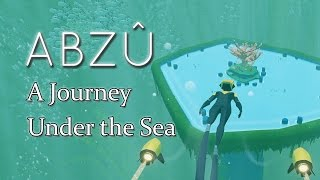 Lose Yourself In Abzu A Journey Under The Sea