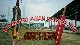 TEMBORO ASIAN GAMES 2018 | PANAHAN.