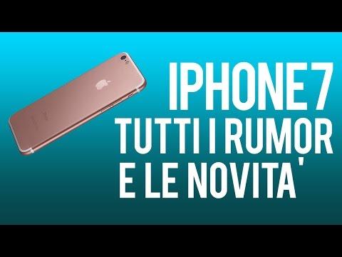 iPhone 7: novità e rumor sul nuovo smartphone di Apple