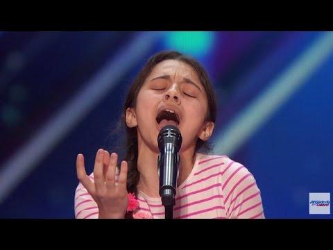Laura Bretan Audição  America's Got Talent 2016  Legendado  PTBR