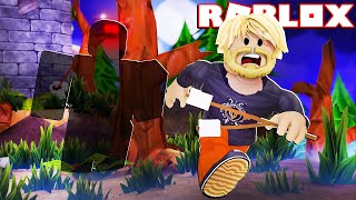 THE CAMP SCHOOL TRIP THAT WENT COMPLETELY WRONG! * ALL ENDINGS *:: Roblox * Camping * Summer Camp English