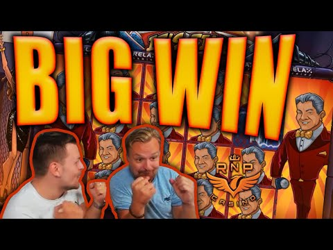 Big Win on It's Time Slot - Casino Stream Big Wins - 동영상