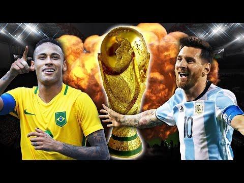Perú vs Uruguay | Brasil vs Paraguay | Bolivia vs Argentina | PREVIA ELIMINATORIAS RUSIA 2018