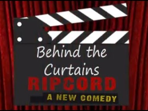 Behind the Curtains at the Looking Glass Playhouse with the cast of Ripcord