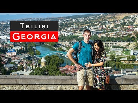 The Two Sides of Tbilisi - Georgia Travel Vlog