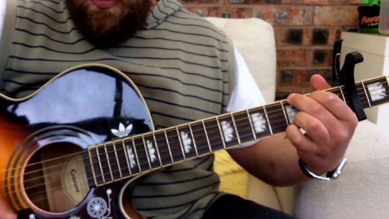 The Stone Roses This Is The One Acoustic Guitar Lesson Youtube