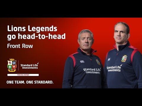 Who makes the Squad? British & Irish Lions legends pick their Front Row