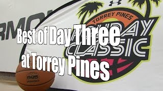 Best Best of Day Three at Torrey Pines, Under Armour Holiday Classic, 12/29/15
