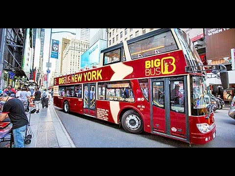 New York  - Big Bus Tour