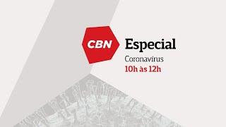CBN Especial Coronavírus - 06/07/2020|Rádio CBN