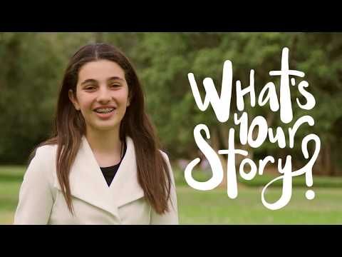 What's Your Story - Convention 2019