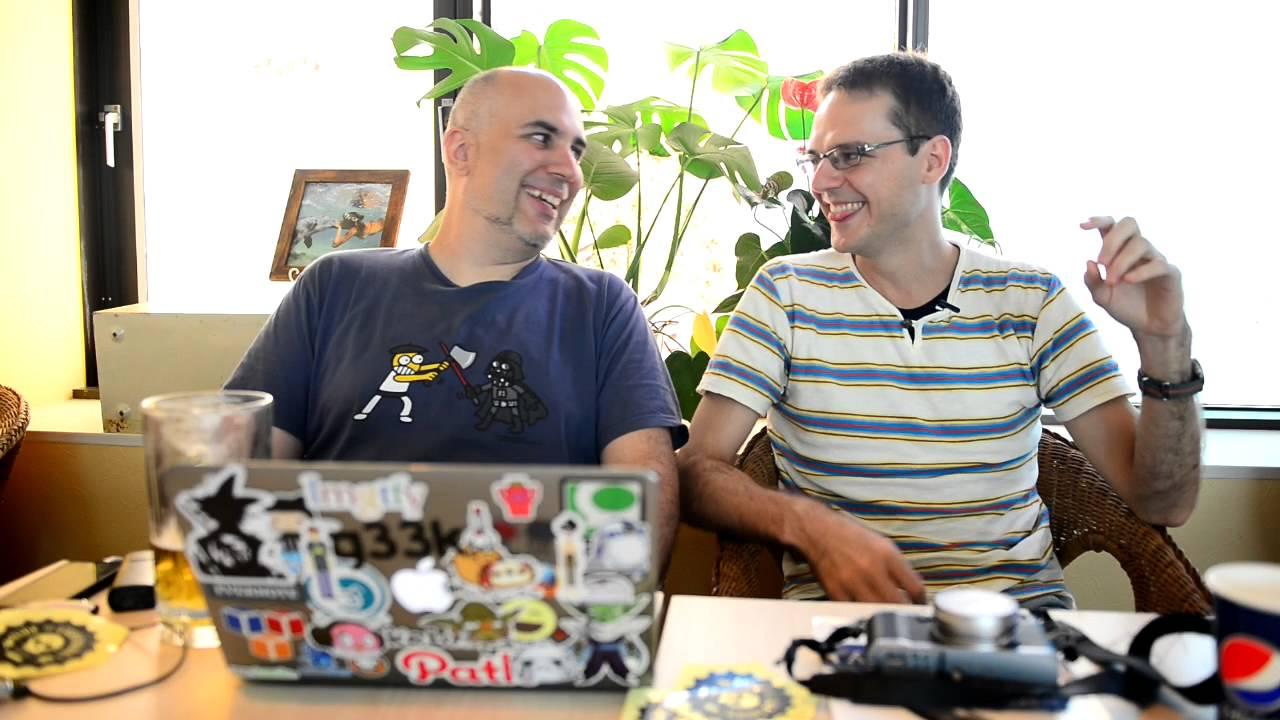 """Rodrigo y Kirai son los creadores de """"The Geek and The Friki"""""""